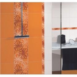 Плочки за баня/ Fresh Naranja - Колекция от KEROS