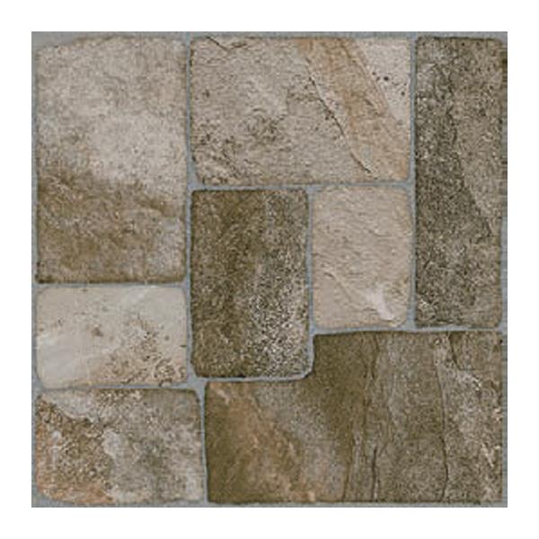 Гранитогресни плочки Marron 33x33 за под / Колекция Stone