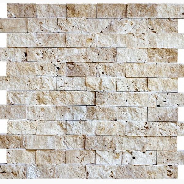 Плочки тип мозайка Traverten R. AKSF-9072