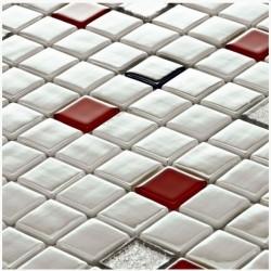 Стъклокерамични плочки тип мозайка B-2546 Grazia - Колекция Millenieum