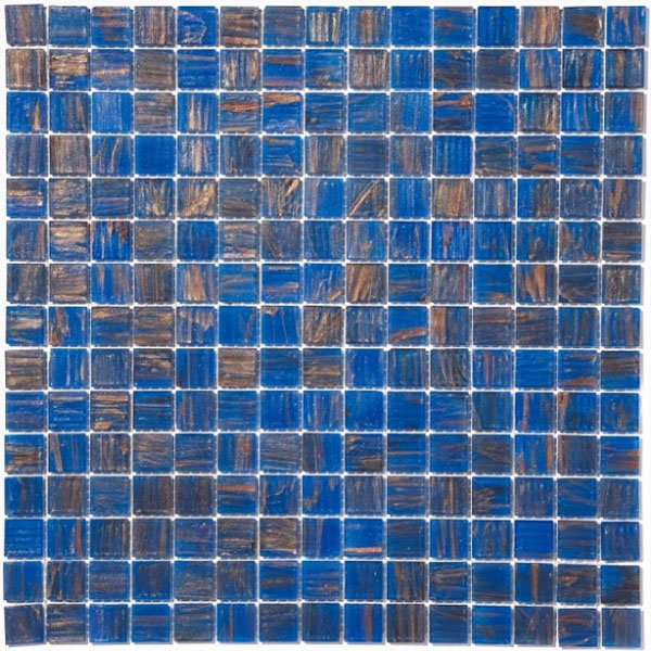 Стъклокерамични плочки тип мозайка R-8823 Aba - Колекция Chava