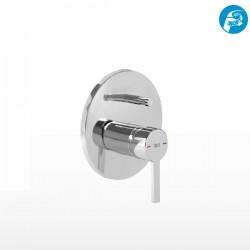 Вграден смесител с двоен път за душ и вана – Naia A5A0B96C00