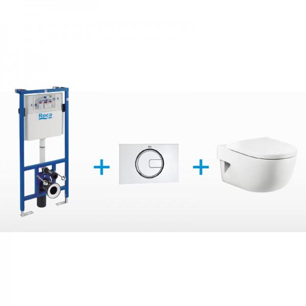 Стенна тоалетна чиния MERIDIAN A346247000