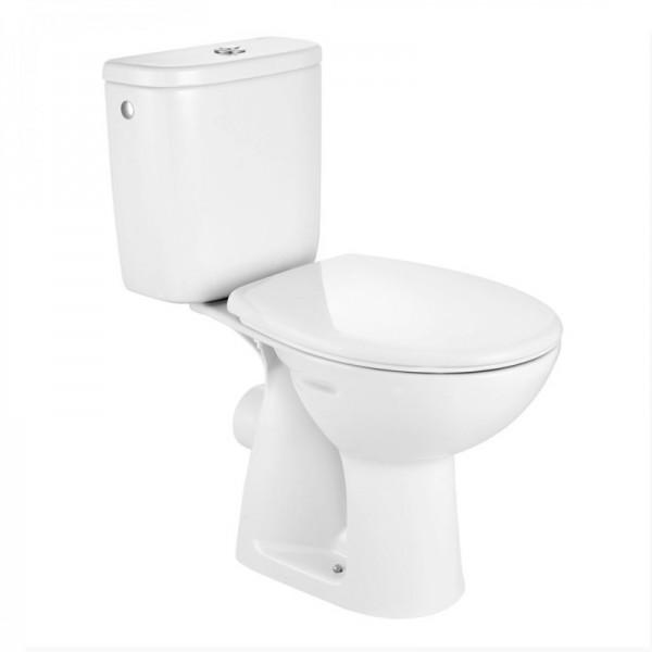 Тоалетна чиния тип моноблок с хоризонтално оттичане – Adele