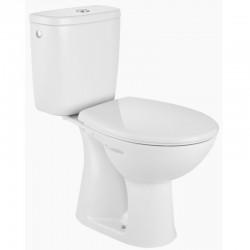 Тоалетна чиния тип моноблок с вертикално оттичане – Adele