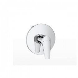 Едноръкохватков смесител за душ – Atlas A5A2290C00