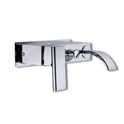 Месингов стенен смесител за вана/душ Elidis