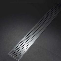 Сифон за баня Плаза - тип решетка