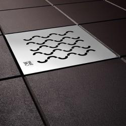 Сифон Waves тип квадратна решетка