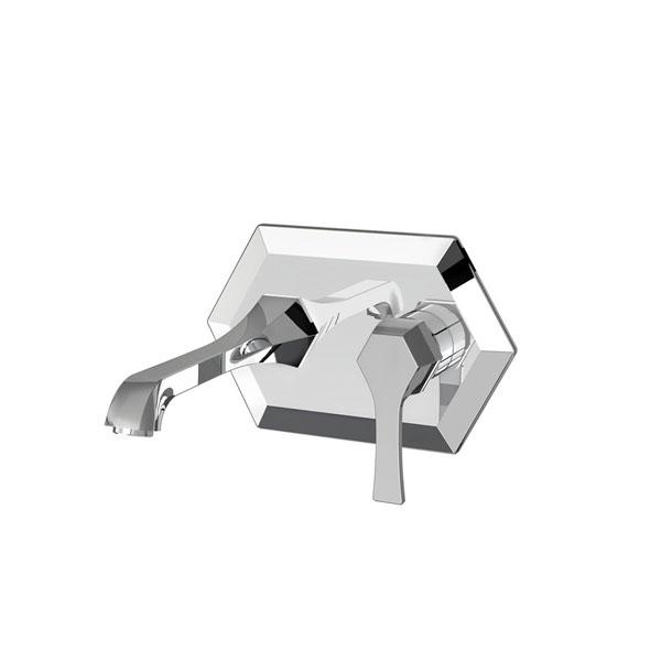 Едноръкохватков смесител за вграждане - луксозен модел