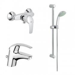 Eurosmart -  Практичен комплект за баня