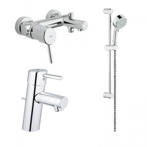 Concetto  - Практичен комплект за баня