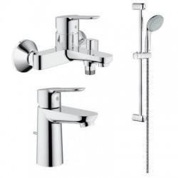 Bau Edge - Практичен комплект за баня