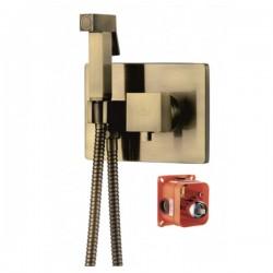 Душ за вграждане цвят старо злато – ICT 3315 Bronze
