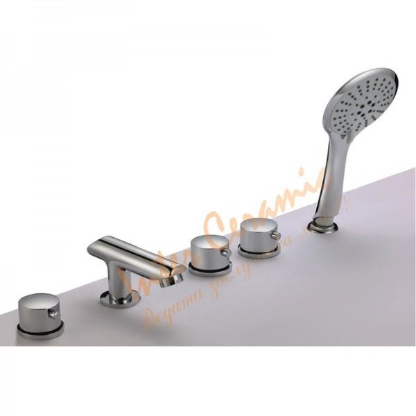 Смесител за баня модел за борд на вана – Inter Ceramic