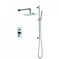 Комплект за душ пространство с душ пита – ICL 6551104 Inter Ceramic