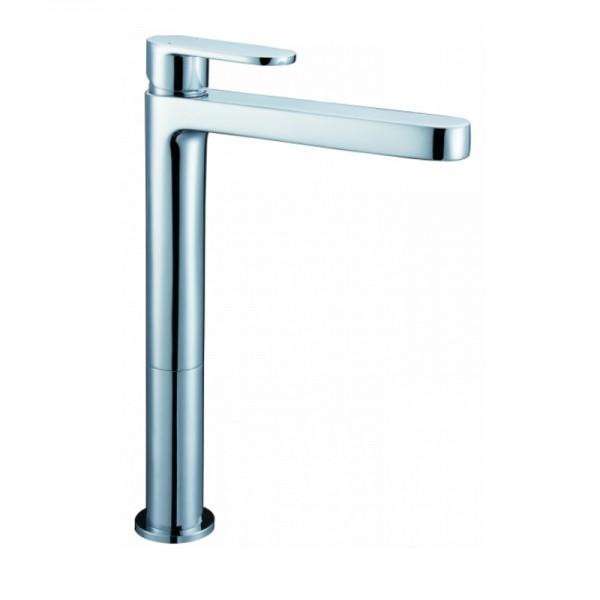 Висок стоящ месингов смесител за мивка – ICF 1557202C  Inter Ceramic