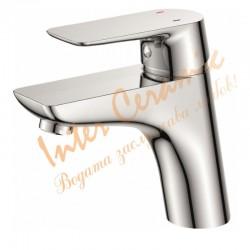 Елегантен стоящ смесител за мивка Ноеми – Inter Ceramic