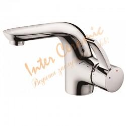 Стилен стоящ смесител за мивка Тиана – Inter Ceramic