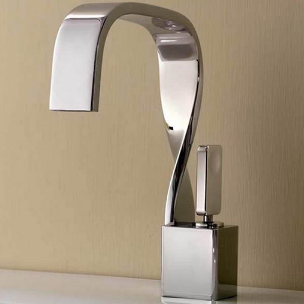 Месингов смесител U0BA 8010 CRL за мивка