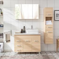 Малки шкафове за баня