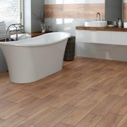 Плочки за баня имитация на дърво