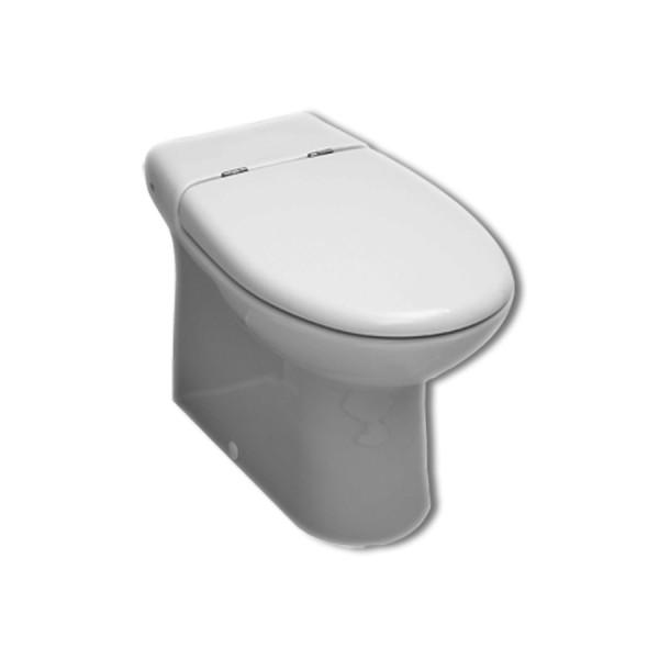 Тоалетна чиния Petunya тип стояща от Serel