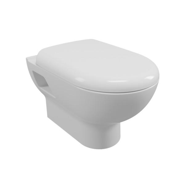 Тоалетна чиния FRIENDLY  - тип конзола от Serel