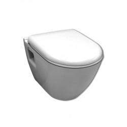 Комплект Тоалетна чиния SMART (48.5 cm) тип конзола от Serel