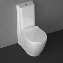 Моноблок Soluzione овален дизайн – Isvea (It)
