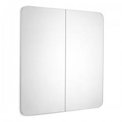 Огледало за баня в правоъгълен дизайн