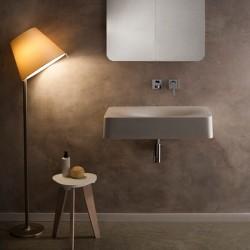 Фамозна мивка за баня - средни размери