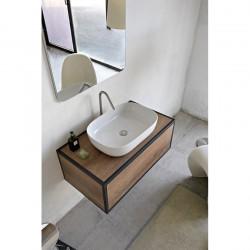 Луксозна мивка за плот монтаж Glam (Scarabeo)