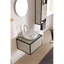 Умивалник за баня стоящ – серия Glam (Scarabeo)