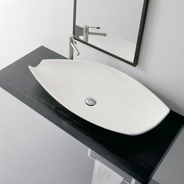 Мивка за баня в екстра голям размер - луксозен дизайн