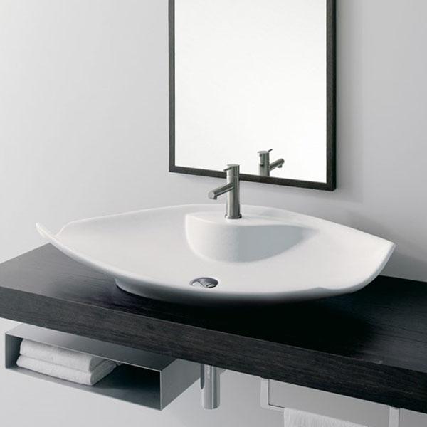 Авангардна мивка за баня - екстра размер