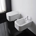 Италианска тоалетна чиния - окачена