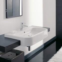 Италианска мивка за баня за вграждане в плот или мебел