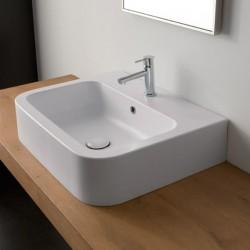 Умивалник за баня в стилна форма