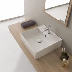 Умивалник за баня в средни размери