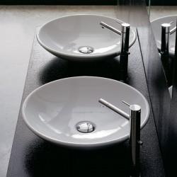 Мивка за баня - модел плитка купа