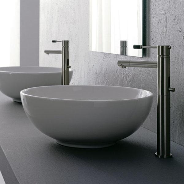 Мивка за баня - перфектна сферична форма