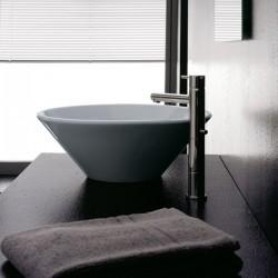 Мивка за баня в конусовидна форма