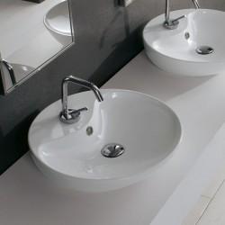 Мивка за баня - тип дълбока чиния