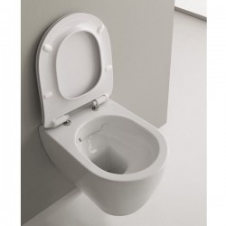 Конзолна тоалетна чиния със с-ма Clean Flush