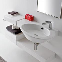 Плот за мивка в банята – серия Wish