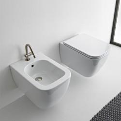 Окачена тоалетна чиния – серия Teorema 2.0