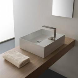 Мивка за баня серия Teorema 2.0 – за плот 50 см