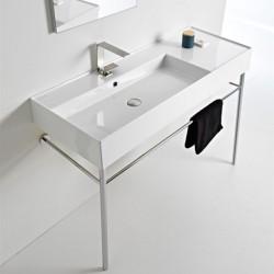 Мивка за баня серия Teorema 2.0 – модул 120 десен плот