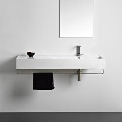 Мивка за баня серия Teorema 2.0 – модул 120 ляв плот